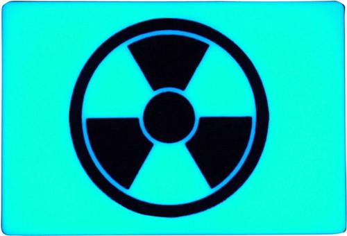 BEACON Patch Aqua Radioactive