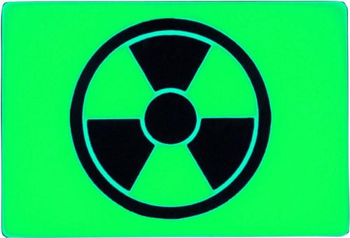 BEACON Patch Green Radioactive