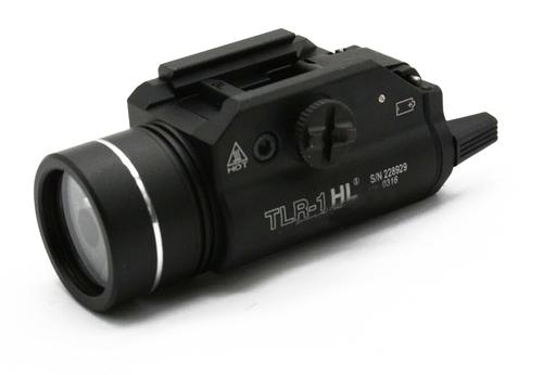 TLR-1 STYLE FLASHLIGHT (Black)