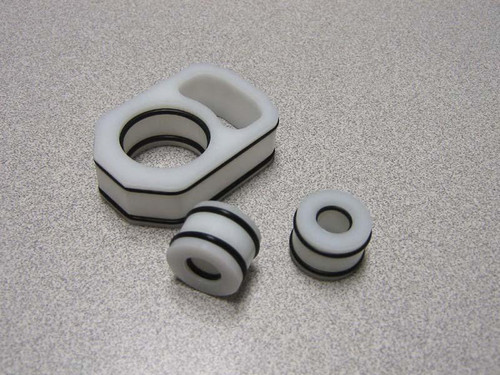 Speed Airsoft 3-piece Barrel Spacer for VFC ASW338LM Sniper Rifle