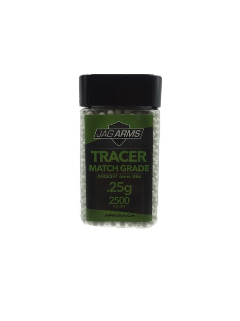 JAG Arms Tracer .25 gram 2500rd BB