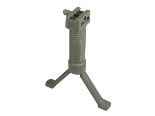 Bravo Airsoft Bipod and Grip Combo - FDE