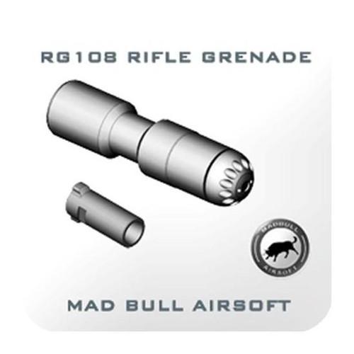 Madbull Airsoft RG108 BB Shower Shell - 108rnds