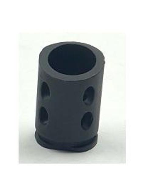 Metal 14mm Negative (CCW) Flash Hider- ETW