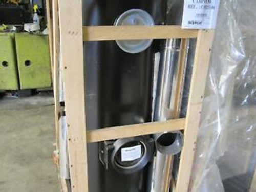 French Military Tent Heater 37,500 BTU