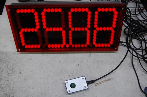 Madbull Airsoft Digital Timer for Airsoft Style IPSC