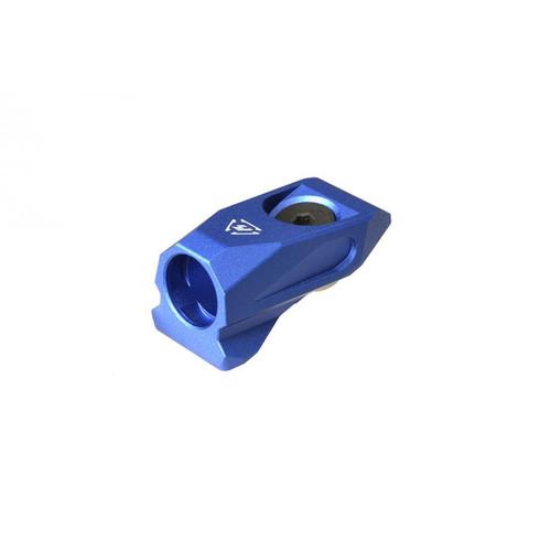Strike Industries Link Angled QD Mount - Blue