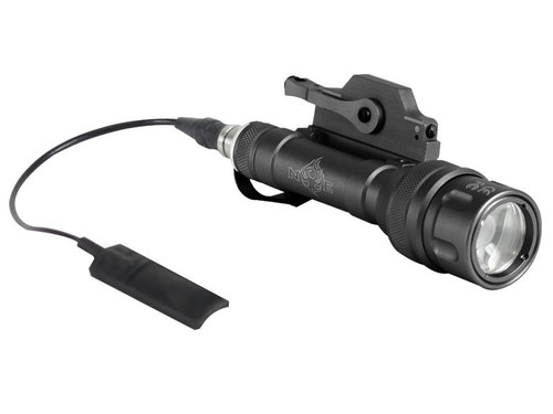 Bravo Airsoft Scout V Tactical Flashlight with Pressure Pad and Mount