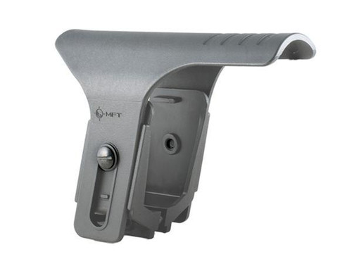 MFT Battlelink Adjustable Cheeck Piece - Grey