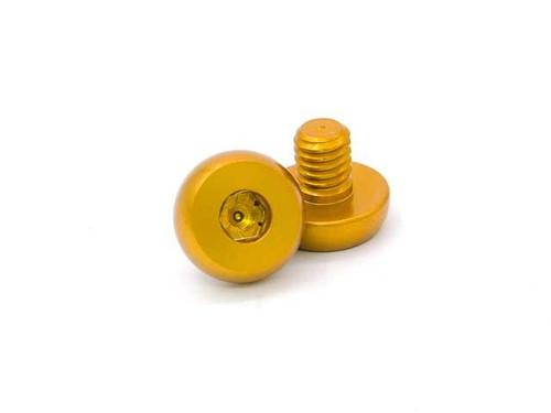 AIP 7075 Aluminum Grip Screws For TM 4.3/5.1 - (Gold)(AIP023-HC-G)
