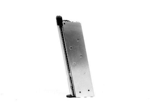 Socom Gear M1911 Single Stack Magazine - Silver