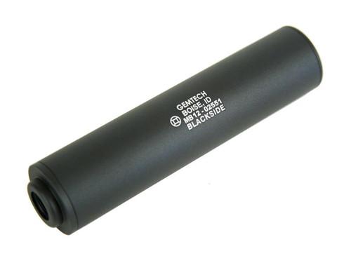 Madbull Airsoft Gemtech Blackside (CCW) Barrel Extension Black