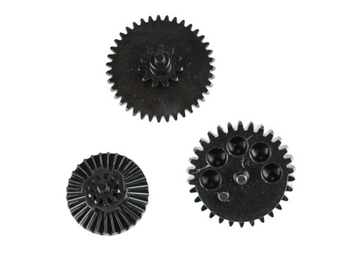 SHS CNC Gen3 32:1 Torque Up Gear Set with 10 Teeth Sector Gear - 1/2 Tooth Piston Required