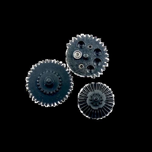 CNC Production CNC Standard Gear Set - for Elongated Gearbox/ER25/SR25 (GS-12)