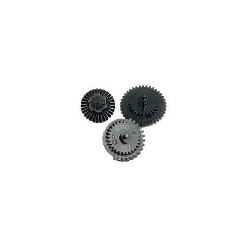 CNC Production CNC 13:1 Super High Speed Gear Set with 10 Teeth Sector Gear (GS-04)