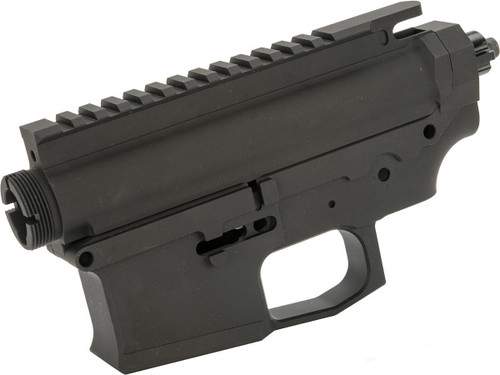 Retro Arms CNC Machined Aluminum AR15 Billet Style Receiver (Model: Type A)