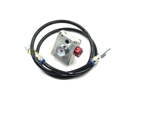 Speed Airsoft HPA Regulators High Pressure Editions - Pro Edition with Hose