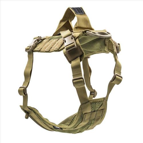 Advance Dynamic Systems EDO K9 Tactical Dog Harness Medium - CB