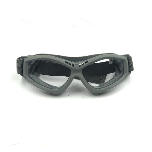 Bravo Airsoft Compact Goggles - Gray