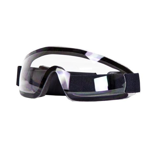 Bravo Airsoft Low Pro Goggles - Clear