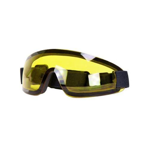 Bravo Airsoft Low Pro Goggles - Yellow