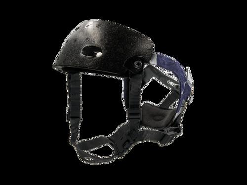 Bravo Airsoft Quick Adjustment Helmet Strap Kit Black