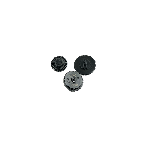 CNC Production CNC 100:300 Helical Infinite Torque Up Gear Set (GS-15)