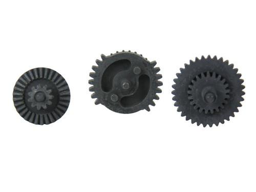Siegetek Concept Cyclone Revolution Plus (10.44 Ratio) Gear Set For V2/3 Mechbox (Gen. 2) - 9 Tooth Dual Sector