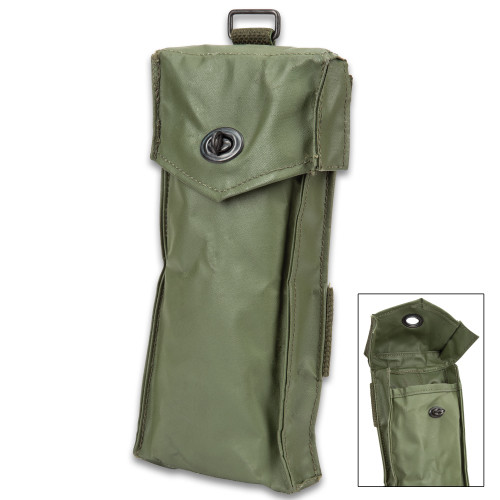 Belgium Military Issued Rifle Magazine Pouch
