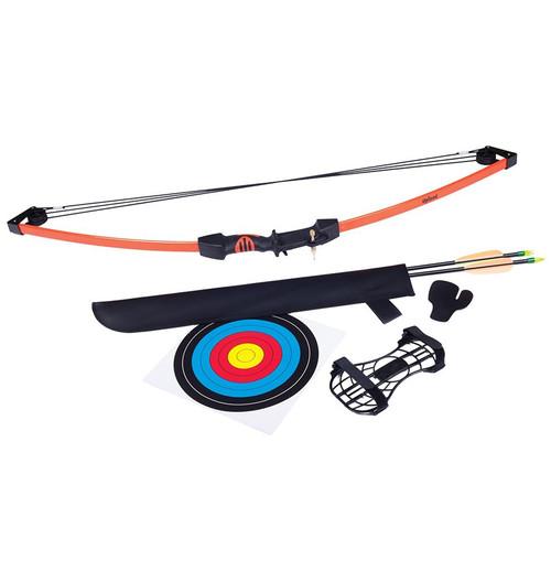 Crosman Archery Upland Youth Compound Bow Set - Orange