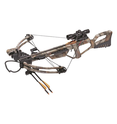 Dusk HUNTER 370 Compound Crossbow