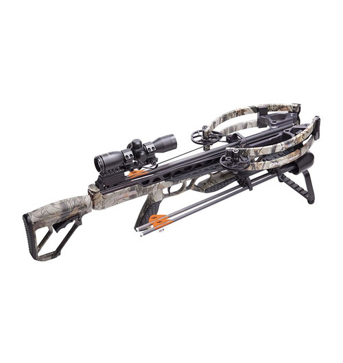 CenterPoint CP400 Compound Xbow - Camo