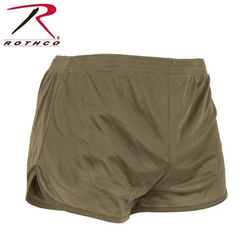 Rothco Ranger P/T Shorts - AR 670-1 Coyote Brown