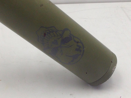 Hakkotsu Hades Arrow Airsoft Mortar (Tube Only) - Boneyard