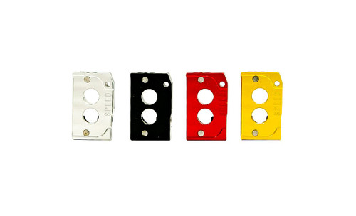 Speed Airsoft Hi-Capa 2 Hole Trigger Flat - Red