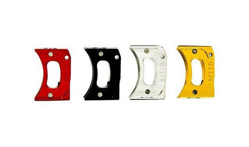 Speed Airsoft Hi-Capa Mono Hole Trigger Curve - Red