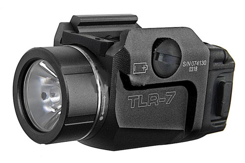 Blackcat Airsoft TLR-7 Tactical Flashlight - Black