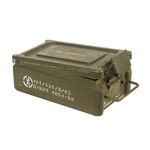 Nato Steel Ammunition Box