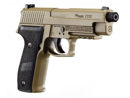 SIG Sauer P226 CO2 Pellet Pistol - Flat Dark Earth