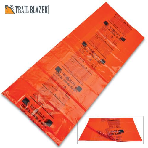 Trailblazer Survival Sleeping Bag