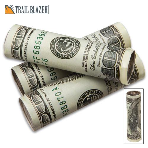 Trailblazer Money Fire Starter - Three Pack
