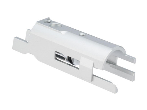 Airsoft Masterpiece EDGE Aluminum Blow Back Housing for Hi-CAPA Gas Airsoft Pistols (Color: Silver)