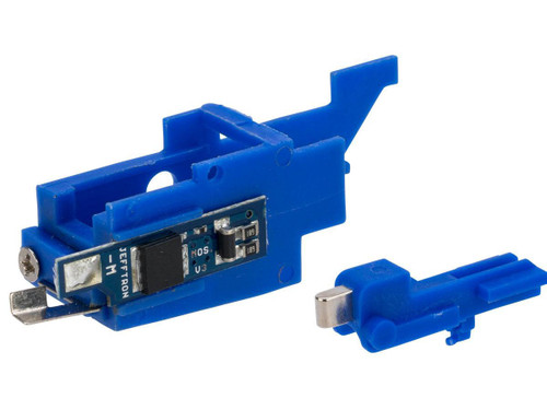 JeffTron Mosfet Version 3 for Airsoft AEG's (Model: No Wiring)