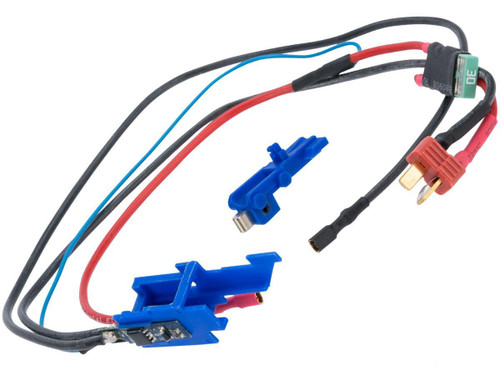 JeffTron Mosfet Version 3 for Airsoft AEG's (Model: w/ Top Wiring)