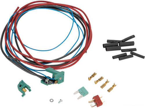JeffTron Mosfet V2 w/ Wiring for Airsoft AEGs