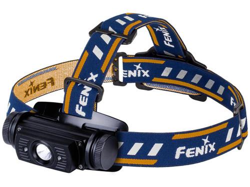 Fenix HL60R 950 Lumen Rechargeable Headlamp (Color: Black)