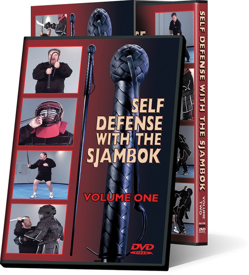 DVD Self Defense with the