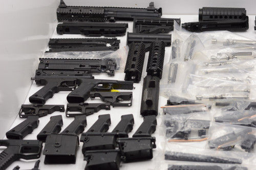 RAP 4  Assorted Gun Parts & Accessory (Large Lot) (SOLD OUT)