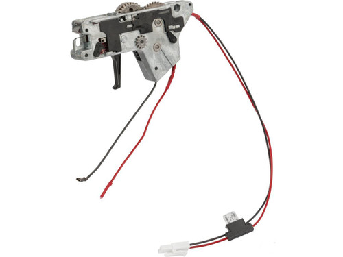 ICS M4 Complete Lower Gear Box w/ Wiring, Gears and S3 Trigger Assembly for CXP-MARS