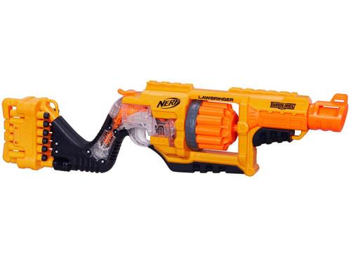 Nerf Doomlands 2169 Lawbringer Blaster